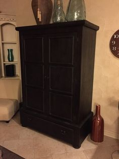 Armoire - handmade from Mexico in Colleyville, TX (sells for $249)