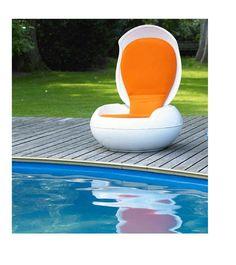 Garden Egg Pod Chair - Onske  - 1