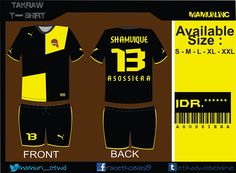 T-Shirt of Player