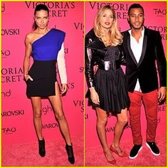 Adriana Lima & Doutzen Kroes: Victoria Secret's Fashion Show After Party 2103!  Get all your #Celeb News @ http://wowiesnap.com