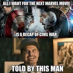 They should've done this in Infinity War!!!! We still have hope for Ant-Man and The Wasp(set before Infinity War).