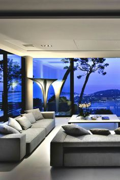 Elegant Modern House In West Vancouver Canada Home Design And - Burkehill residence canada