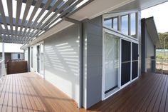 "DecoWood ""Bush Cherry"" DecoDeck timber look aluminium http://www.decorativeimaging.com.au/index.php?option=com_rsgallery2&page=inline&id=90&Itemid=53 #timber #deck #decking #aluminium #design #architecture"