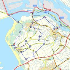 Fietsroute: Langs de bossen en molens rond Oostvoorne  (http://www.route.nl/fietsroutes/121368/Langs-de-bossen-en-molens-rond-Oostvoorne/)