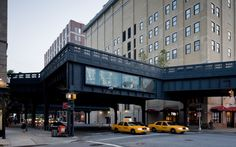 Flashback Friday: 10th Avenue Square | The High Line Blog
