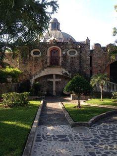 Church Mexico at Hacienda Vista Hermosa, Tequesquitengo