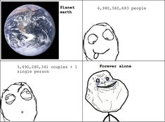 Forever Alone - funny pictures - funny photos - funny images - funny pics - funny quotes - funny animals @ humor