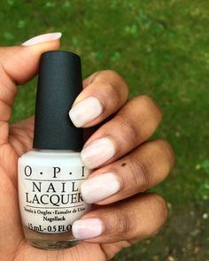 Opi Act Your Beige On Dark Skin Nail Polish