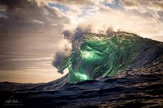 "Illumine - Illumine // Every day is a new beginning. With light, anything is possible. <a href=""www.warrenkeelan.com/collections/wave-prints/products/illumine"">Buy this Print</a>  Visit: <a href=""http://www.warrenkeelan.com"">Website</a> 