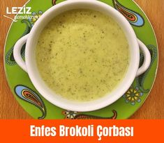 Delicious Broccoli Soup - My Delicious Food - Cheeseburger Recipes Best Cheeseburger Recipe, Cheeseburger Chowder, Turkish Recipes, Ethnic Recipes, Broccoli Soup, Homemade Beauty Products, Iftar, Keto Recipes, Recipies