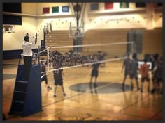 #17 Take an action shot of a ref. @USA Volleyball  #USAVolleyballPinIttoWinIt