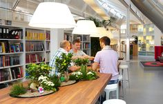 Lego Office Is As Much Fun As Playing With Legos | Co.Design: business   innovation   design
