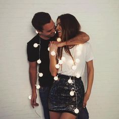 We're all looking for the perfect guy, but sometimes that means something different than you would ever have thought. Make Him Want You, All You Need Is Love, Love Is Sweet, New Year Pictures, Couple Pictures, Love Couple, Couple Goals, Couple Style, Negin Mirsalehi