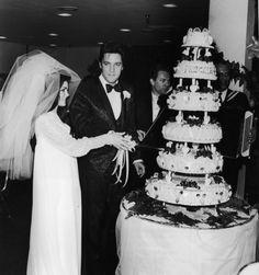 En mai 1967, Elvis Presley épousait Priscilla Beaulieu au Aladdin Hotel à Las Vegas