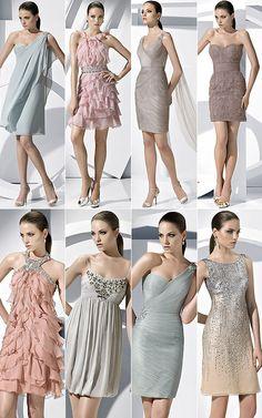 Se você foi convidada para um casamento e está escolhendo seu vestido, confira esta seleção de vestidos curtos. Modelos para todos os gostos e estilos! Escolha o seu!