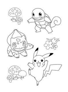 20 Meilleures Images Du Tableau Coloriage Pokemon