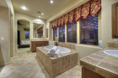 Master Bath.  Grayhawk, Scottsdale Arizona