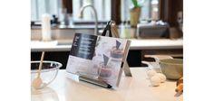 qchnia27 Design Pas Cher, Cookbook Holder, Cuisines Design, Home Organization, Place Card Holders, Tableware, Black, Kitchen Modern, Dinnerware