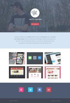 Portfolio #web #ui