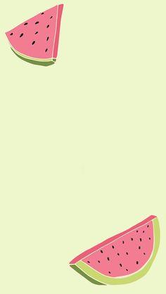 Jan this pin was discovered by amanda akdins. Next Wallpaper, Summer Wallpaper, Cute Wallpaper Backgrounds, Wallpaper Iphone Cute, Beautiful Wallpapers For Iphone, Cute Wallpapers, Watermelon Wallpaper, Watermelon Background, Arte Com Grey's Anatomy