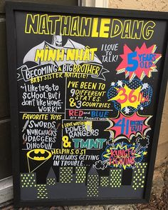 NA NA NA NA NA NA NA NA NA BATMAN!!! Happy birthday Nathan!