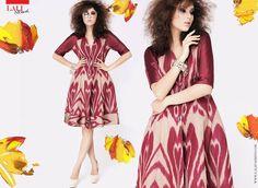 Batik Kebaya, Batik Dress, Ikat Print, Ss16, Fashion Prints, Dress To Impress, Jewerly, Culture, Summer Dresses