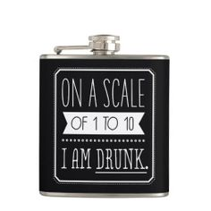 Shop Modern Black and White Bar Pattern Hip Flask created by FlowstoneGraphics. Personalize it with photos & text or purchase as is! Wedding Hip Flasks, Wedding Gifts, Wedding Ideas, Wedding Stuff, White Bar, Black And White, Cool Flasks, Uk Flag