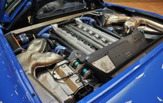 1994 EB110 GT For Sale Engine