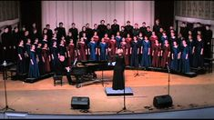 """Chapel Choir - """"Come to the Water"""""""