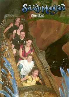 Belle meets Splash Mountain. A tale as old as time. The longer I look at it the funner it becomes.