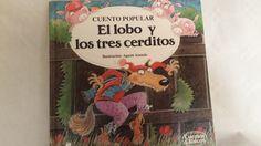 Número 15 de la Colección Cuentos Clásicos, multilibro, El lobo y los tres cerditos