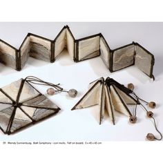Wendy Sonnenburg, books - felt on board