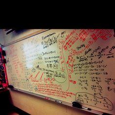 Advanced math. Smh...