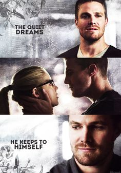 Oliver and Felicity - arrow Fan Art