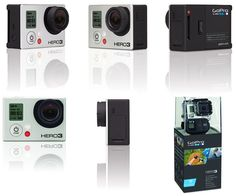 GoPro Hero 3 HD Action Camera http://coolpile.com/gadgets-magazine/gopro-hero-3-hd-action-camera/ via CoolPile.com  - $399 -   Action Camera, Amazon.com, Cameras, GoPro, Media, Photo, Remote Control, Smartphone, Waterproof, WiFi