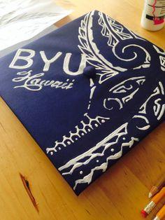 BYU Hawaii Poly Style