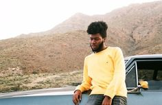 Hear the title-track from Khalid's forthcoming album American Teen