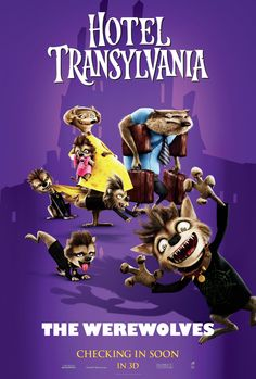 Hotel Transylvania - such a cute movie!!! || aahhh this movie is so adorable I cant even