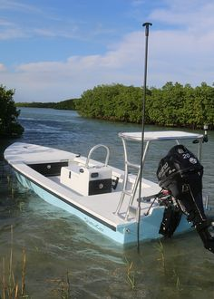 272 Best Flats Boat images in 2019 | Party boats, Skinny