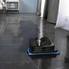 Braava Floor Mopping Robot by iRobot #mopping #robot #tech