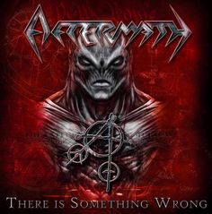 Aftermath There Is Something Wrong Vinyl LP The second full length album from these pioneers of American technical/progressive thrash metal arrives 25 years Thrasher, Can You Feel It, How Are You Feeling, Metallica, Metal Style, New Lyrics, Concept Album, Rage Against The Machine, Zoids