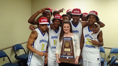 J.O. Johnson Boy's Basketball blows out Faith Academy 71-50, captures Class 5A State Championship