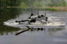 """""""Caça Tanques"""" 2S25 Sprut-SD: Cerca de 20 t. com 125mm de destruição"""