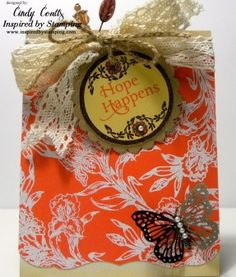 Cindy Blancett Designs using Inspired by Stamping Fancy Circles Stamp Set