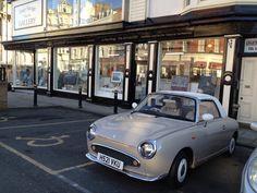 The Tracy Savage Gallery, Scarborough Yorkshire Coast Galleries Nissan Figaro Nissan Figaro, Yorkshire, Savage, Galleries, Coast, England, Bmw, English, British