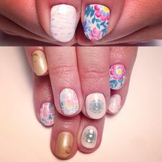 """#nail #CHANEL #15CRUISE"""
