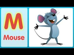 The M Song (Uppercase)   Super Simple ABCs - YouTube