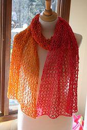 Ravelry: Sherbet Wrap pattern by Kimberly K. McAlindin