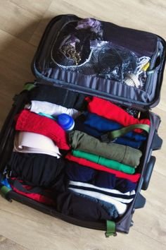 Winter Eurotrip Packing List | ChiGarden