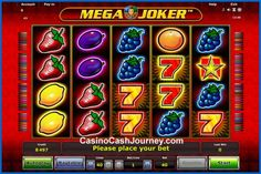 Mega Joker is a 40-line and 5-reel video slot that's powered by Europe's one of the largest gaming conglomerates Novomatic. As you can tell by the name it's themed on a jester, which in this game is Wild. Watch them appear stacked on all reels and try to fill them up one by one to win the jackpot! More this way...  http://www.casinocashjourney.com/slots/novomatic/mega-joker.htm